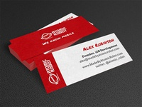 Atomic Robot Business Cards