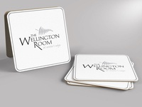 The Wellington Room Logo Design