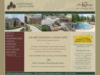 Lichtenberg Landscaping Website