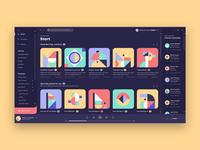 Webplayer Interface Design