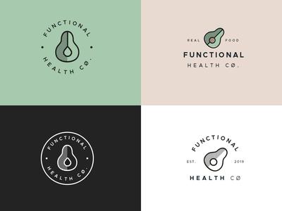 Logo exploration outline lines halftone flat vector minimal illustration graphic designer graphic design graphicdesign branding concept brand health avocado branding design logos branding logo design logodesign logo