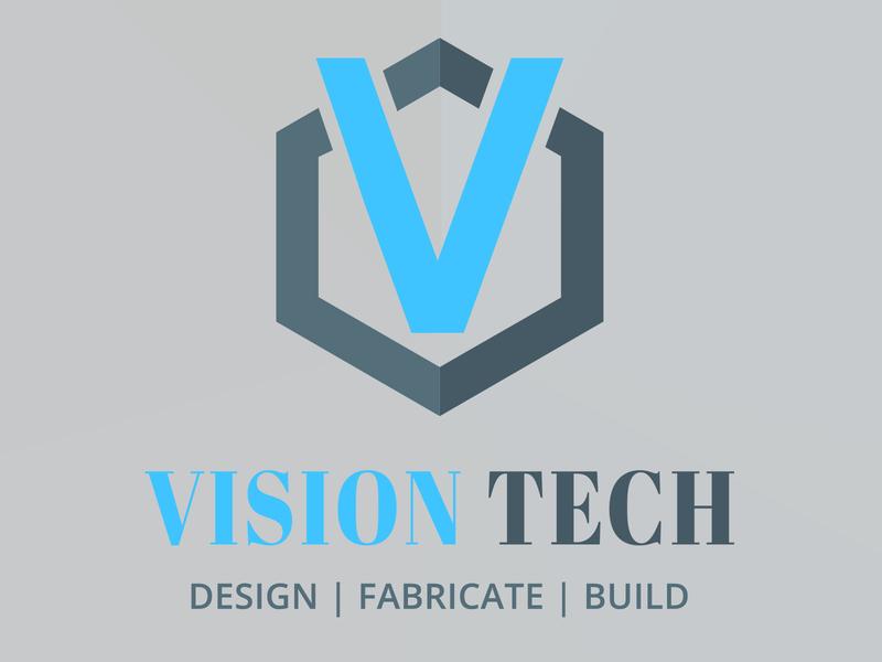 Frabication Company Logo logo design steel company logo