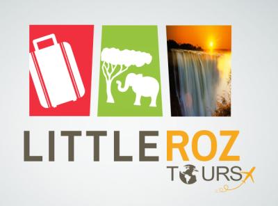 Lil Roz Logo branding resort logo tourism design logo