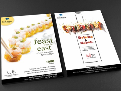 Food & Drinks Concepts