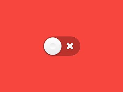 Toggle Off toggle ui user interface