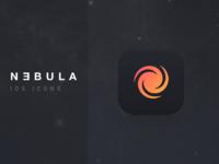 App icon red orange