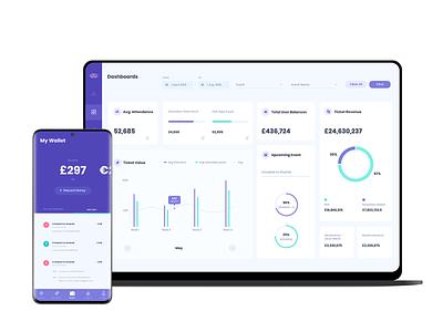 Colosseum Digital Platform ux ui app web