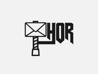 Thor message logo