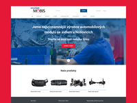 Website for Hyundai Mobis