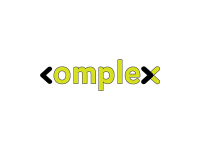 Complex (alt colour scheme) - Logo for sale. code web design complex sale for sale logo