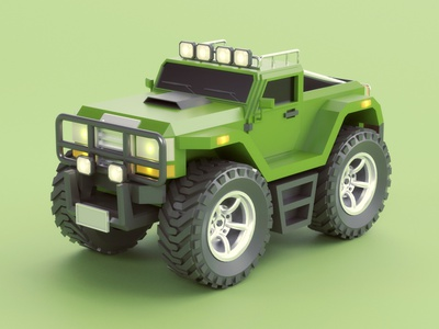 Off-road suv race off-road offroad automobile