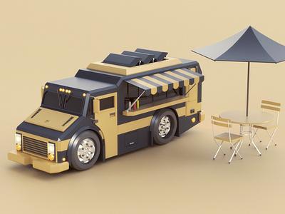 Food Truck truck food truck food automobile