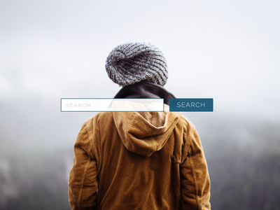 Day 045 - Search Header
