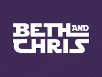 Beth & Chris