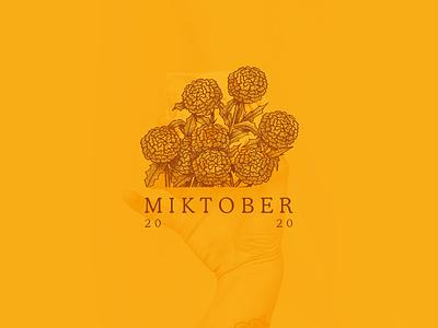 Miktober 2020 digital digital illustration digitalart design art mexico photoshop illustration artwork