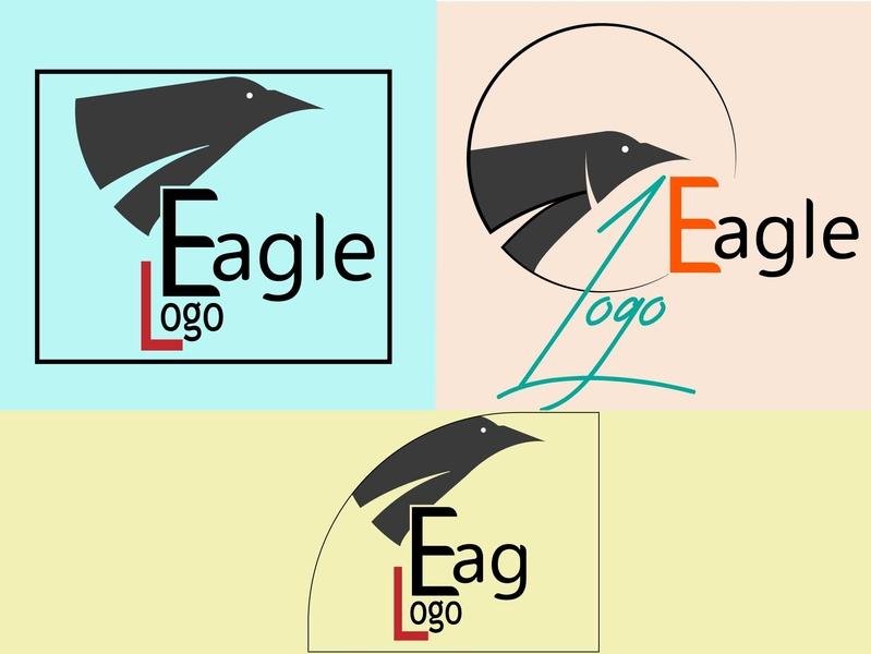 Artboard 1eaglelogo branding icon logos vector illustration
