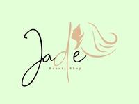 Artboard 1jade Beauty Logo