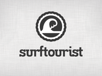 Surftourist new logo play