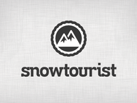 Snowtourist new logo play