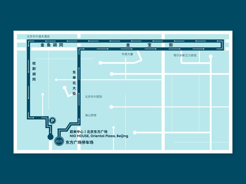 Map nio map
