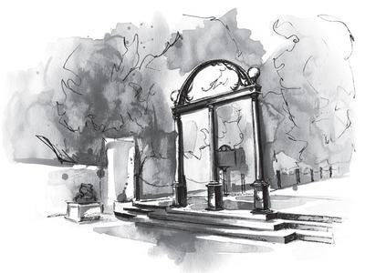 The Arch — University of Georgia
