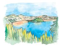 7 Wonders of Oregon: Crater Lake