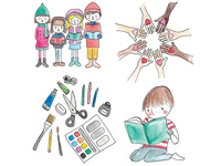 Imago Dei illustrations
