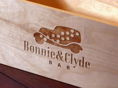 Logotype | Bonnie & Clyde Bar