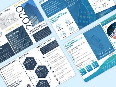 Brochure Design ux brochure branding graphic design