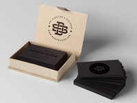 Personal Business Card Box - Concept