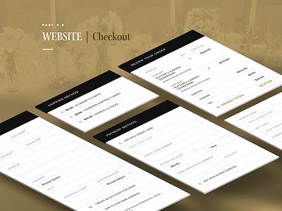 Case Study Presentation - Checkout Preview ecommerce checkout perspective presentation case study