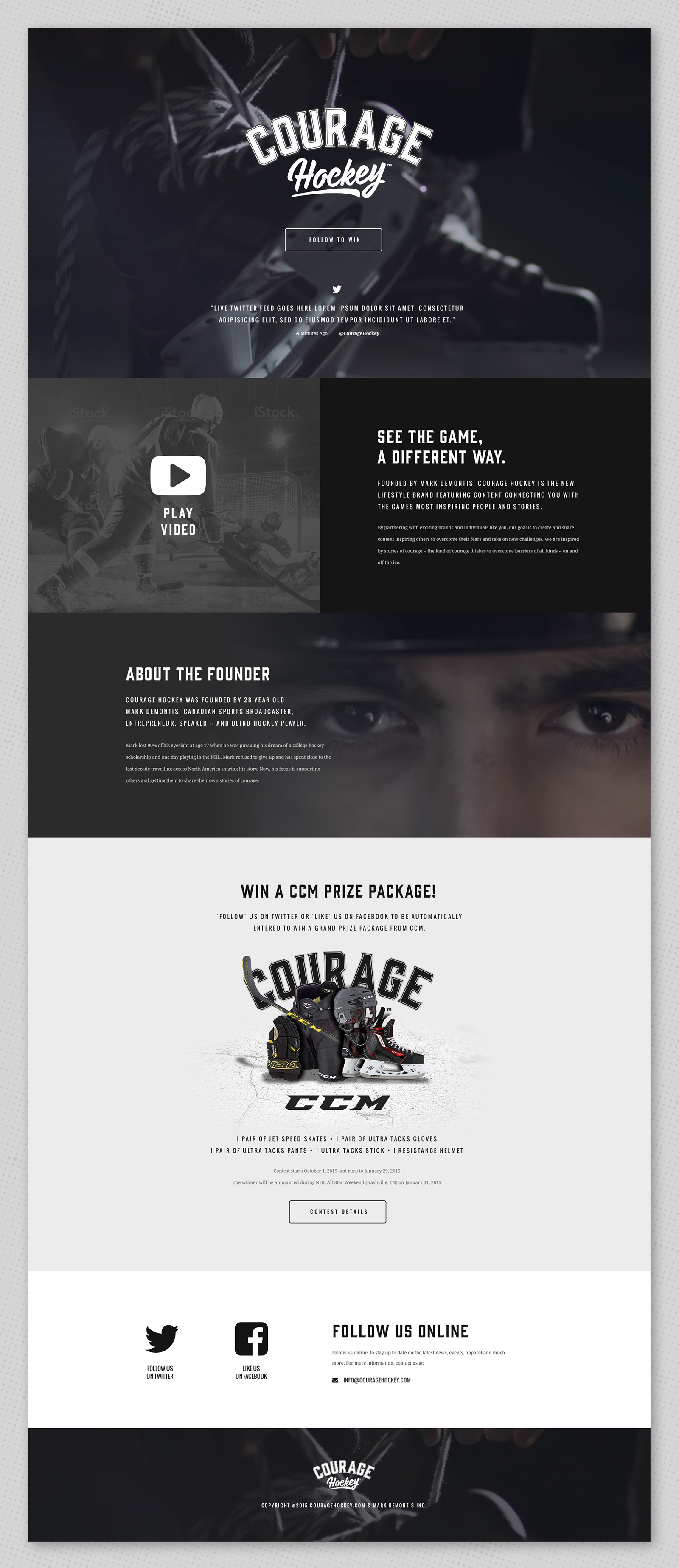 Homepage concept 5 dribbble