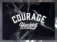 Courage Hockey - Logo
