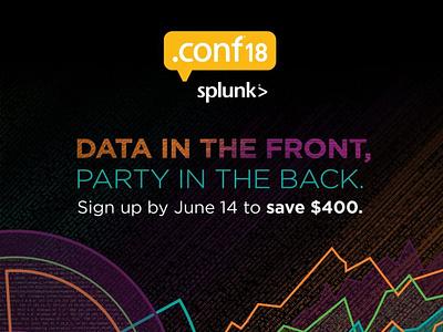 Splunk .conf18 event branding
