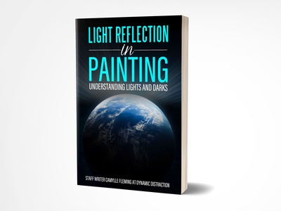 Light Reflection in painting