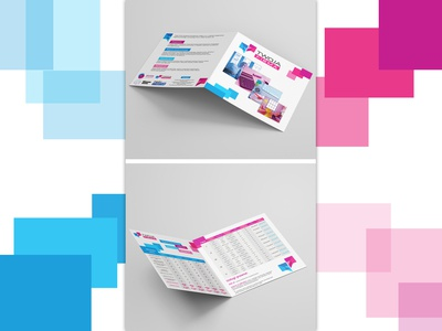 Twoja Firma leaflet design