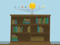 Planets / Bookshelf