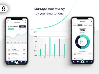 Money management application