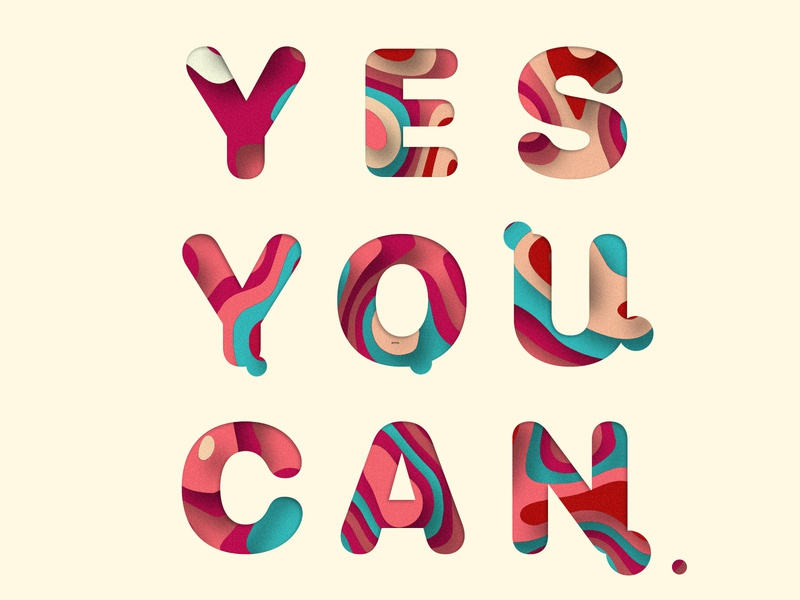 Yes You Can and Yes We Can