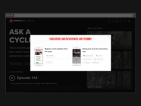 Podcast v2 dribbble 1
