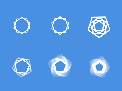 Branding Exploration abstract exploration logo icon simple