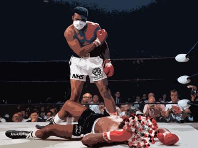 Covid 19 Knockout