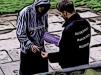 Societies drug dealers