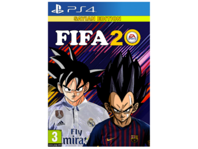 FIFA: DBZ Sayian edition