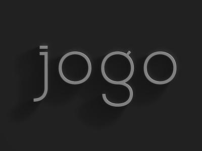 Jogo branding id logo
