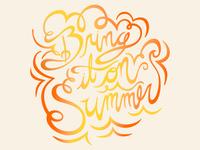 Bring it on summer