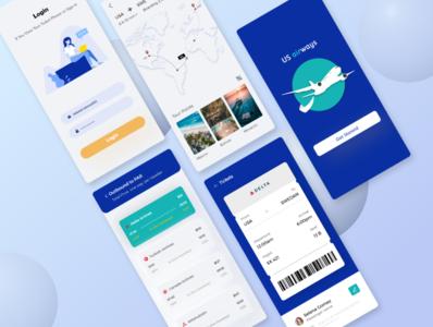 Flight Ticket App