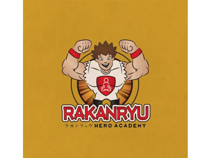 Rakanryu best logo designers toronto logo illustration toronto a nerds world graphic design toronto graphic design logo design branding logo design toronto