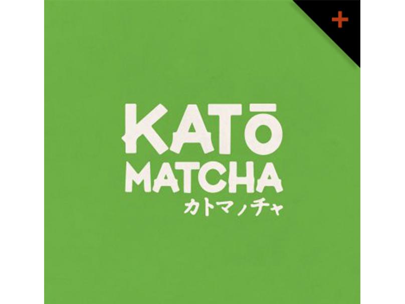 Kato Matcha design typography best graphic designers toronto creative agency toronto graphic design toronto a nerds world best logo designers toronto graphic design logo design branding logo design toronto toronto