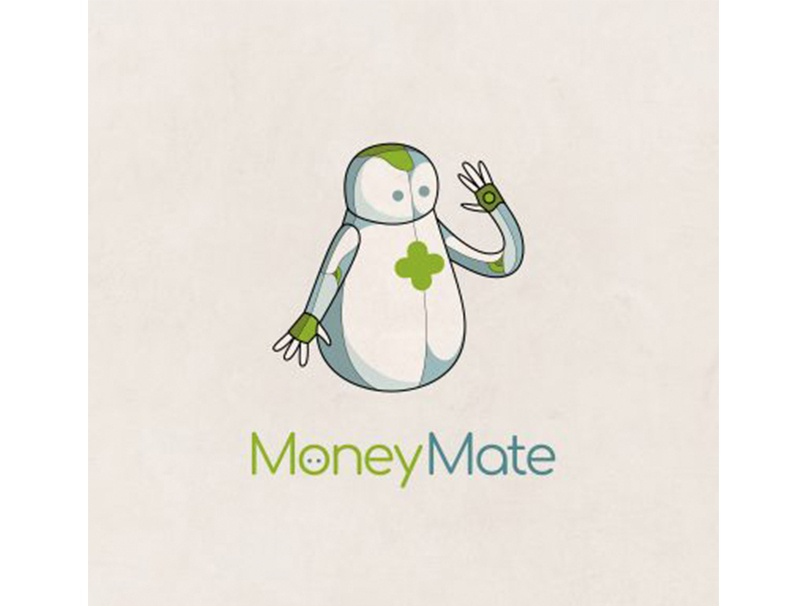 Money Mate best logo designers toronto logo design toronto graphic design toronto a nerds world toronto branding graphic design creative agency toronto logo design logo design illustration